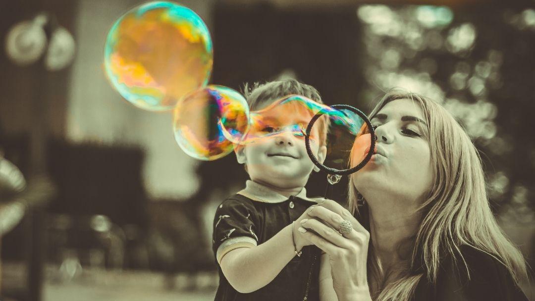 Was macht eine gute Mutter aus?